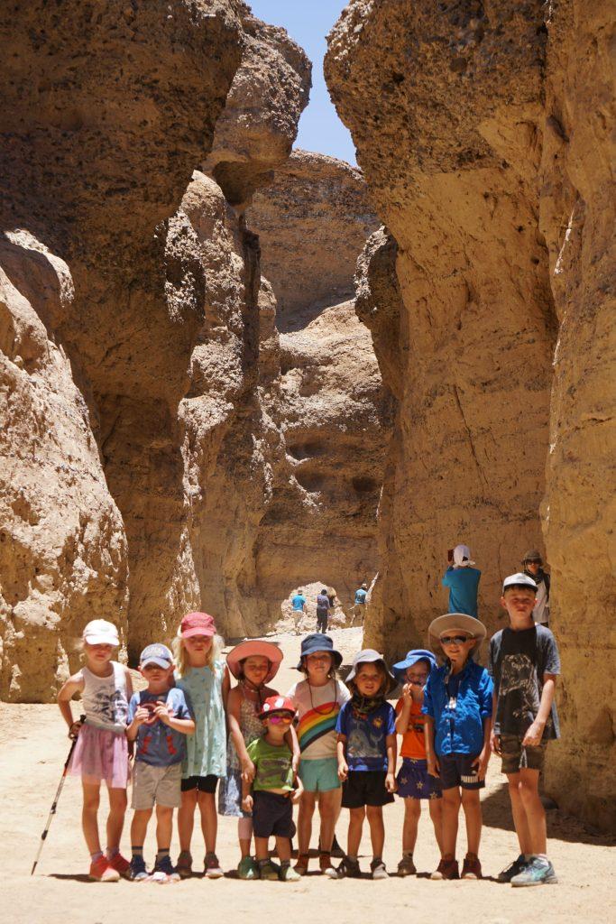 Namibian Road Trip Sesriem Canyon