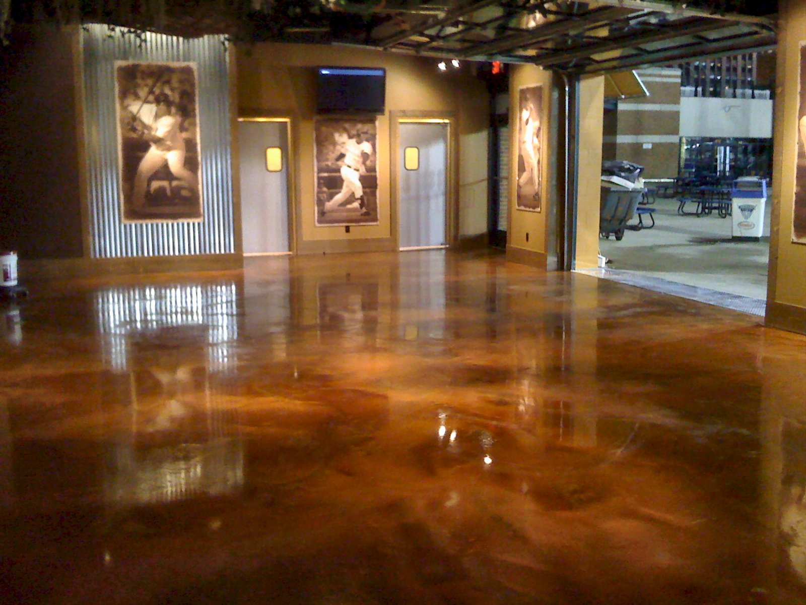 6 Modern Concrete Floor Design Ideas To Beautify Your