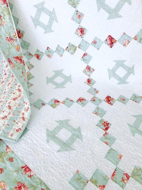 Tea Garden Quilt Pattern