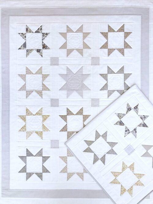 Starlight Dreams Quilt & Lovey Pattern