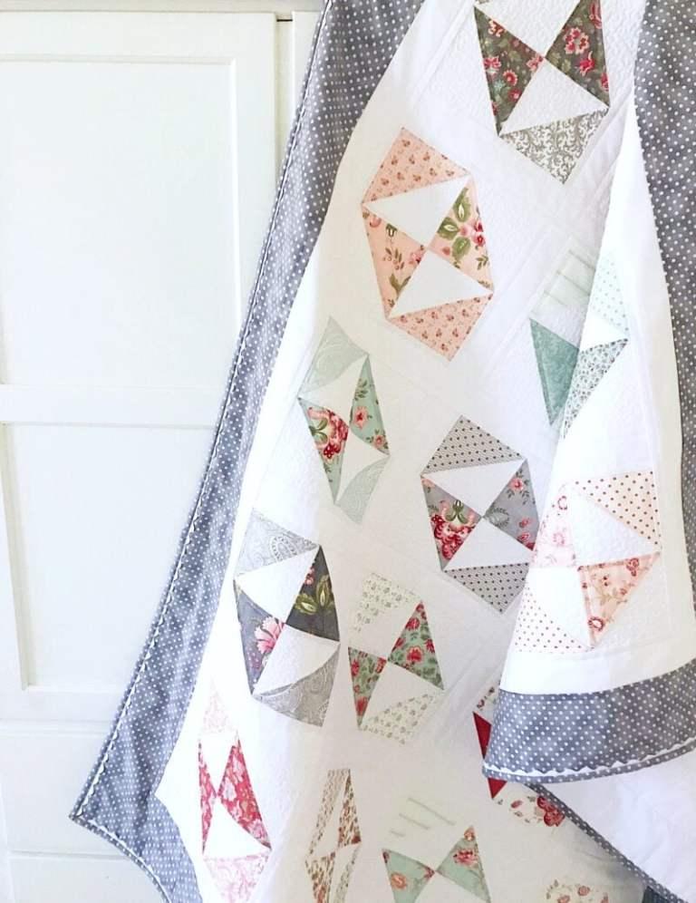 Pretty Petit Fours Quilt Pattern