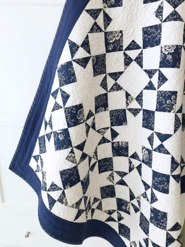 Positively Stellar Quilt Pattern pic 1