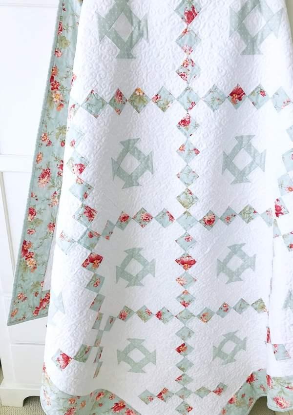 Tea Garden Quilt Pattern pic 4
