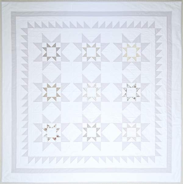 Captivating Stars Quilt Pattern pic 4