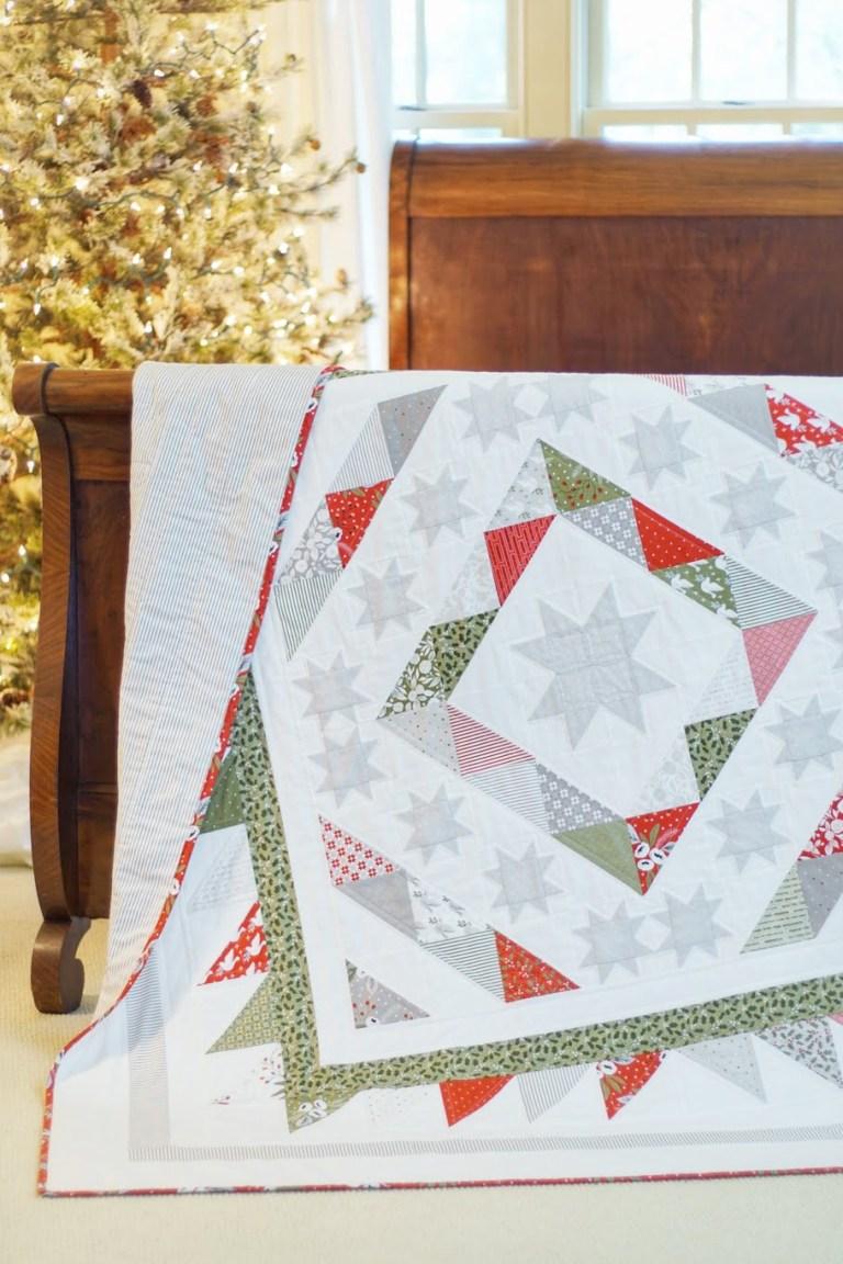 Christmas Eve Celebration Quilt Pattern