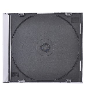 CD/DVD slimline case