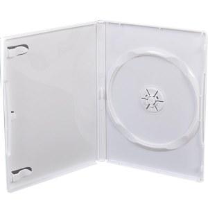 CD/DVD single white case