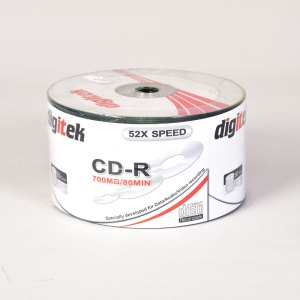 digitek 52x NON PRINTABLE CD-R