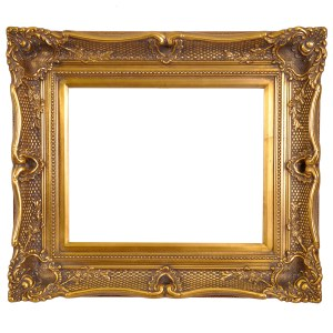 Swept frame 889 gold