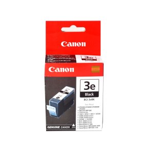 Canon 3e black cartridge