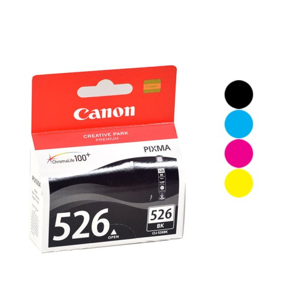 Canon 525/526 Ink Cartridges