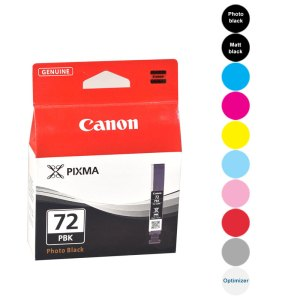 Canon Pro 10 Series 72 ink cartridges
