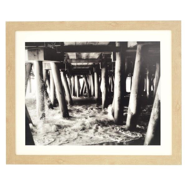 Francesca ash wood frame with mount