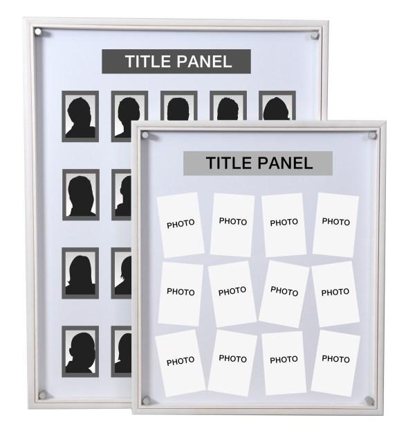 Magnetic Staff Profile Board