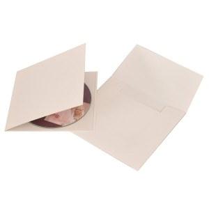 Ivory Single CD-DVD Folio