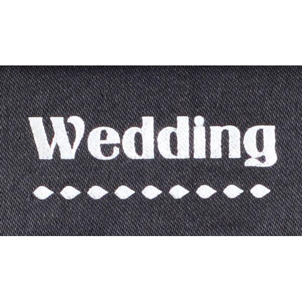 """Luxury presentation box foiling """"Wedding"""""""