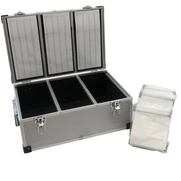 510 CD/DVD Storage Case