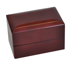 Mahogany Super Deluxe presentation box