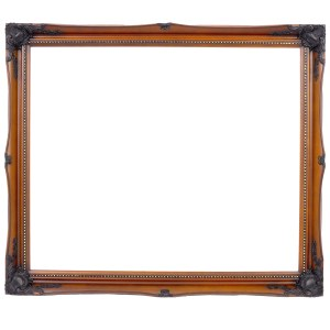 Swept frame 816 in walnut
