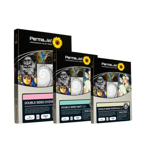PermaJet Double Sided Papers