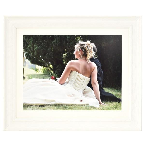 Fallon 50 White frame with mount