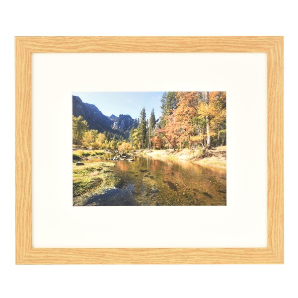 Freedom light wood frame