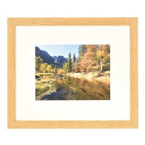 Freedom light wood frame