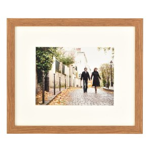 Freedom oak wood frame
