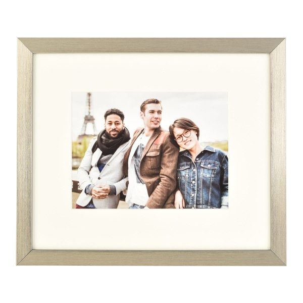 Freedom pewter frame