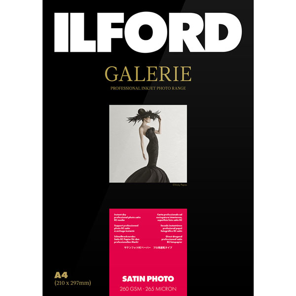 Ilford Galerie Satin Photo