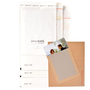 Board Backed Envelopes & Mailers