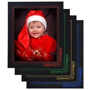 Onyx Christmas Colours strut mounts