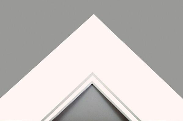White on White Double Mount