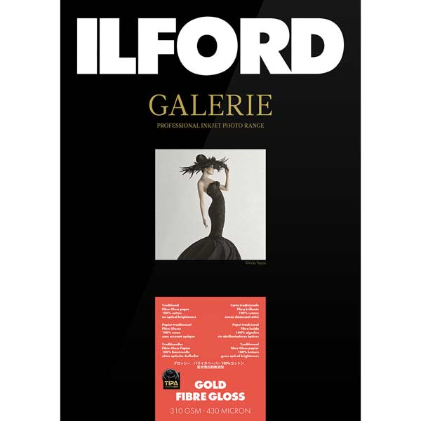 Ilford Galerie Gold Fibre Gloss