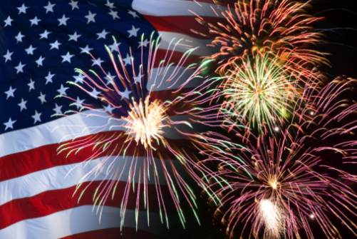 July 4: Fourth of July