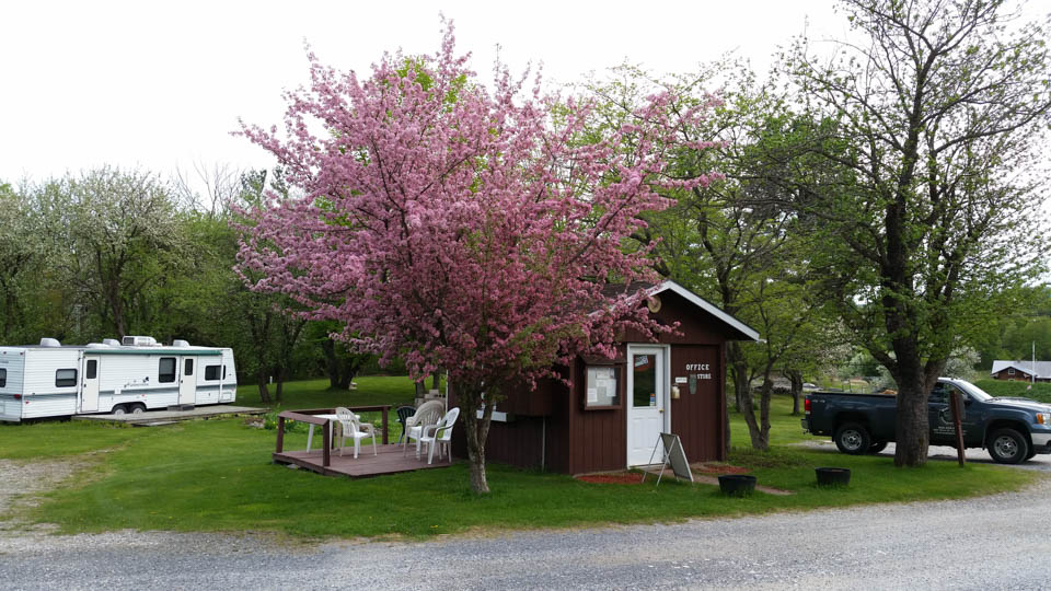 Vermont RV Camping