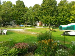 Maple Grove Campground in Vermont
