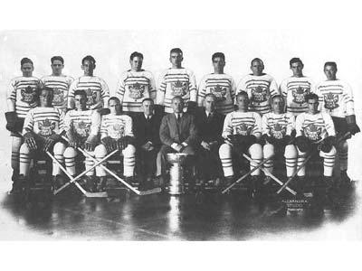 Vítězové Stanley Cupu v sezoně 1931-32
