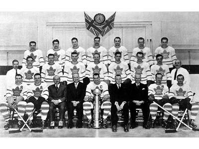 Vítězové Stanley Cupu v sezoně 1946-47