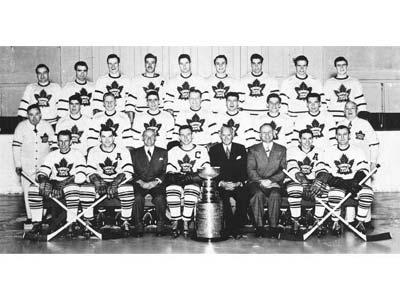 Vítězové Stanley Cupu v sezoně 1948-49