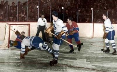 21. dubna 1951, Bill Barilko svou brankou v prodloužení rozhodl finále Stanley Cupu