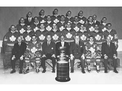 Vítězové Stanley Cupu v sezoně 1966-67