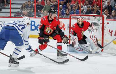První přípravný zápas se Leafs nevydařil