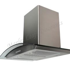 Kitchen Ventilation System Free Standing Larder Cupboards Stainless Steel 30 Quot Range Hood Wall Mount 3 Speeds