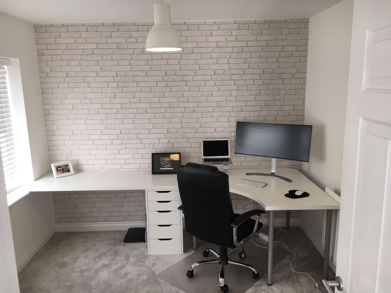 Maple Desk Ikea