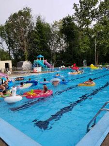 Maplewood Pool Hours 2019