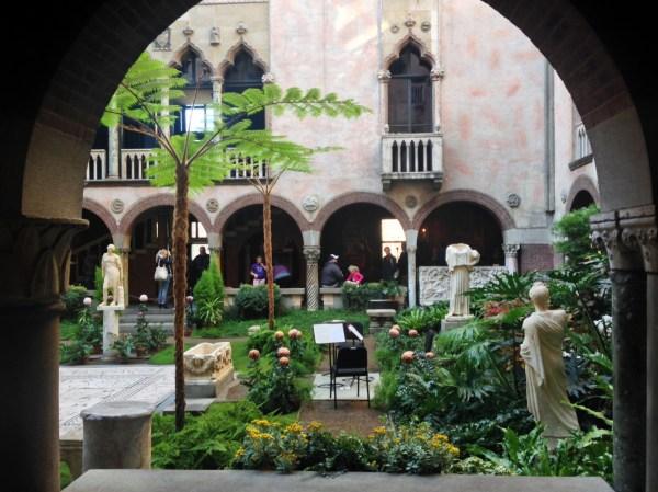 Lost In Gardens Of Boston Isabella Stewart