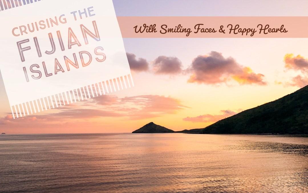 Cruising the Fijian Islands