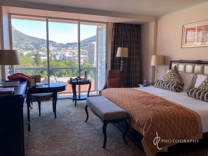 My room at taj Cape Town Hotel