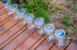 solar lanterns for nighttime